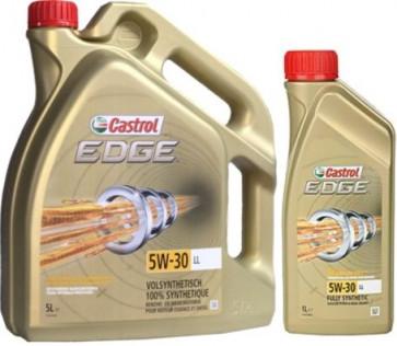 Castrol EDGE 5W30 LL Longlife VW 504-507