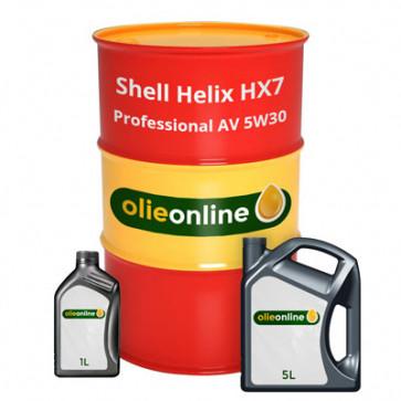 Shell Helix HX7 Professional AV 5W30