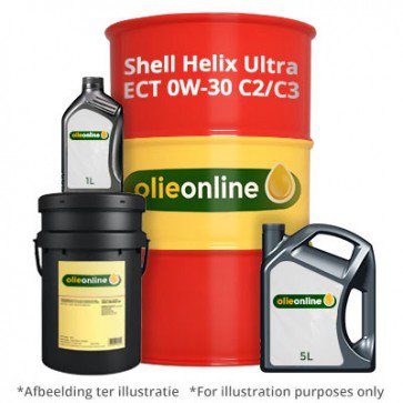 Shell Helix Ultra ECT 0W-30 C2/C3