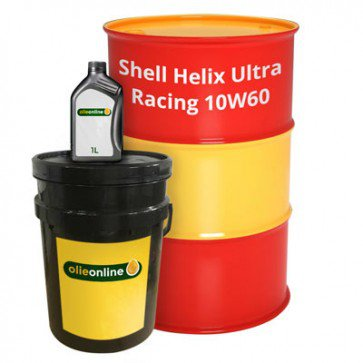 Shell Helix Ultra Racing 10W60