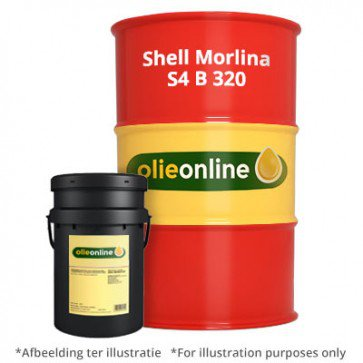Shell Morlina S4 B 320