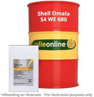 Shell Omala S4 WE 680