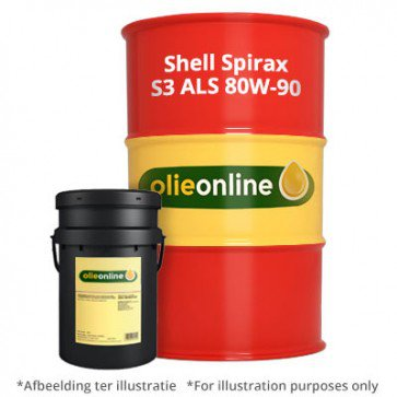 Shell Spirax S3 ALS 85W-90