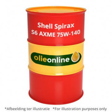 Shell Spirax S6 AXME 75W-140