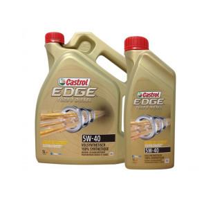 Castrol EDGE 5W-40 Turbo Diesel Titanium