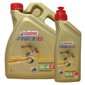 Castrol Power RS 4T 10W-40