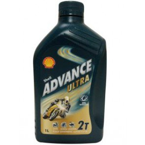 Shell Advance Ultra 2T 1 Liter