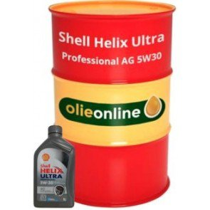 Shell Helix Ultra Professional AG 5W30