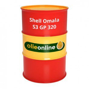 Shell Omala S3 GP 320