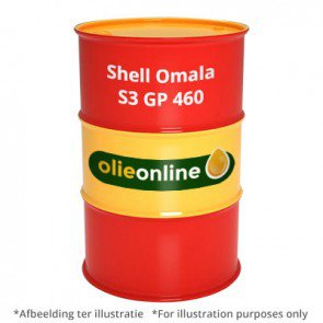 Shell Omala S3 GP 460