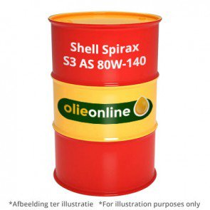 Shell Spirax S3 AS 80W-140