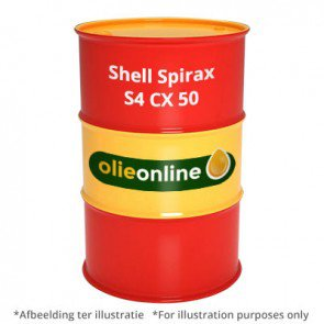 Shell Spirax S4 CX 50
